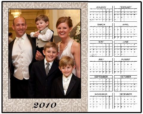 8x10-Calendar