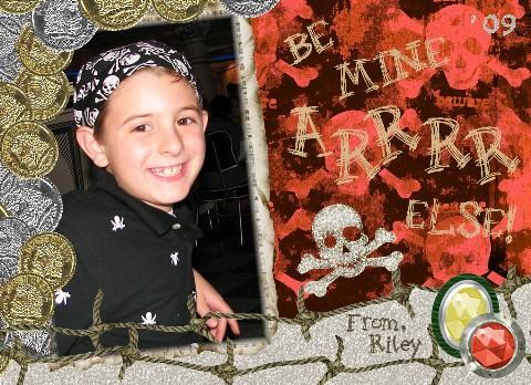 Be Mine ARRR-else