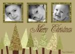 Swirly Tree Christmas